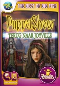 2D_Puppetshow- Terug naar Joyville